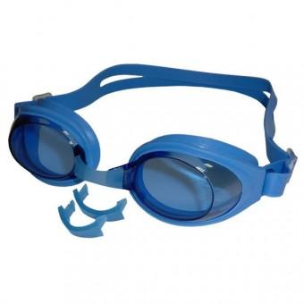 Очки д/плавания FLUENT MAGNUM (антифог,силик.,мягкая перенос.) 9110