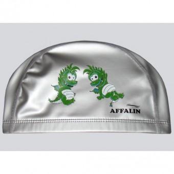 Шапочка д/плавания Affalin Drago (PU)