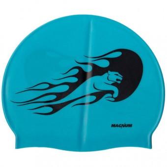 Шапочка д/плавания пантера (силикон) WST-2925C