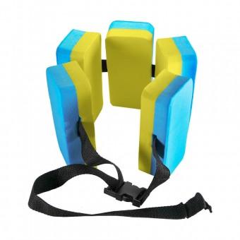 Пояс страховочный 22х15х4 см для плавания 5-ти секционный E29450