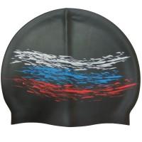 Шапочка д/плавания (силикон) ФЛАГ SRSC-23 (SR)