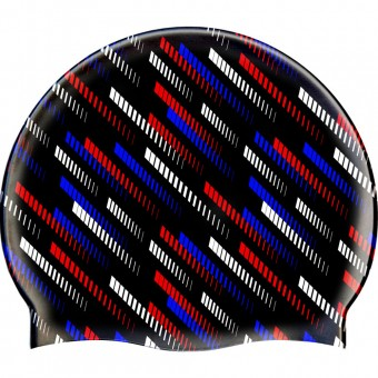 Шапочка д/плавания (силикон) SC-1205A,В