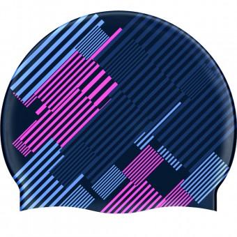 Шапочка д/плавания (силикон) SC-1211C