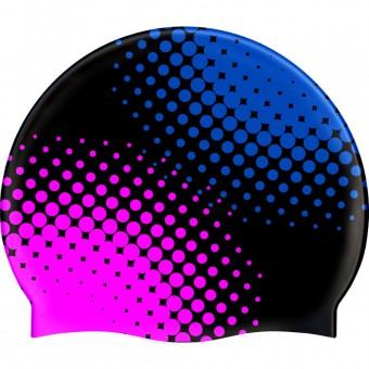 Шапочка д/плавания (силикон) SC-1239C