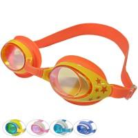 Очки для плавания ТПУ переносица 31523