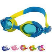 Очки для плавания мультколор 31524