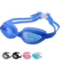 Очки для плавания мягкая переносица 31535