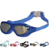 Очки для плавания полу-маска 31537