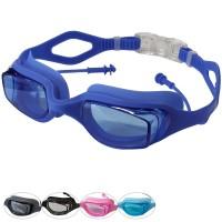 Очки для плавания с берушами 31539