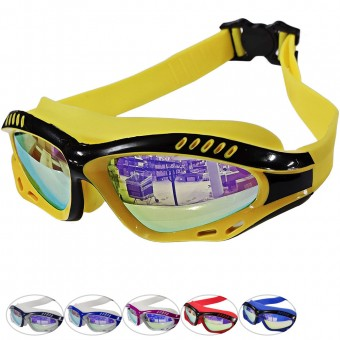 Очки для плавания полу-маска 31540