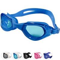 Очки для плавания мягкая переносица 31542