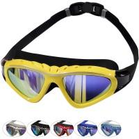 Очки для плавания полу-маска 31547
