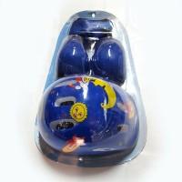 Защита д/рол из 3-х предметов +шлем на блист. 2002