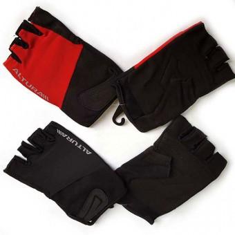 Перчатки б/пальцев т/а кожа+мохра+лайкра ALTURA (L/XL)