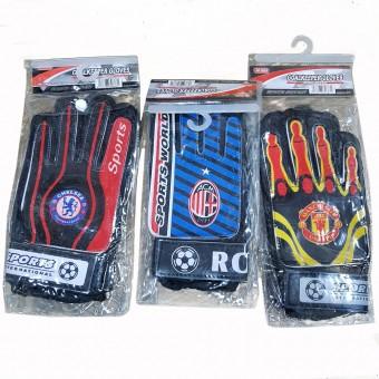 Перчатки вратарские подростковые клубные (Р)