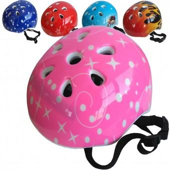 Шлем защитный универсальн.(цв. асорт) 26052