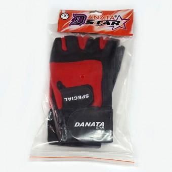 Перчатки без пальцев с напульсником Special (BN)