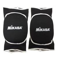 Наколенник Mikasa, черные, р-р S,M,L,XL хлопок, эластик, проф, (Пакистан)
