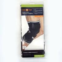 Бандаж колена усилен (S/M/L/XL) 65% неопрен 35% нейлон PRO-785
