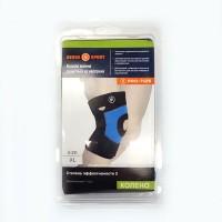 Бандаж колена (S/M/L/XL) 75% неопрен 25% нейлон PRO-7025