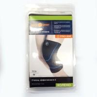 Бандаж колена (S/M/L/XL) 75% резина 25% полиэстр PRO-295