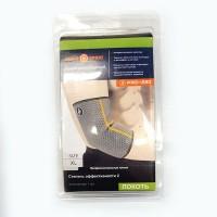Бандаж локтя (S/M/L/XL) 65% резина 35% нейлон PRO-220